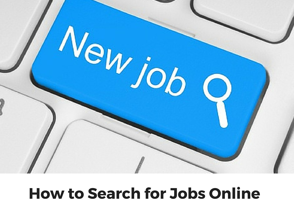 How to search for jobs online (when you don't know what you're looking for!)